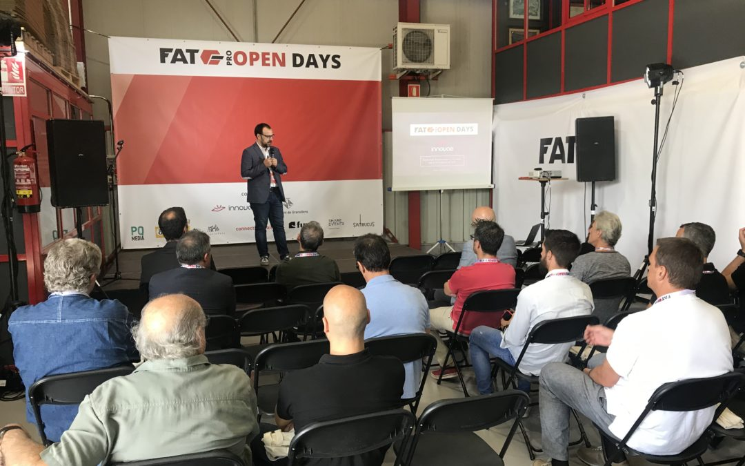 FAT Pro Open Days. Portes Obertes a la industria 4.0