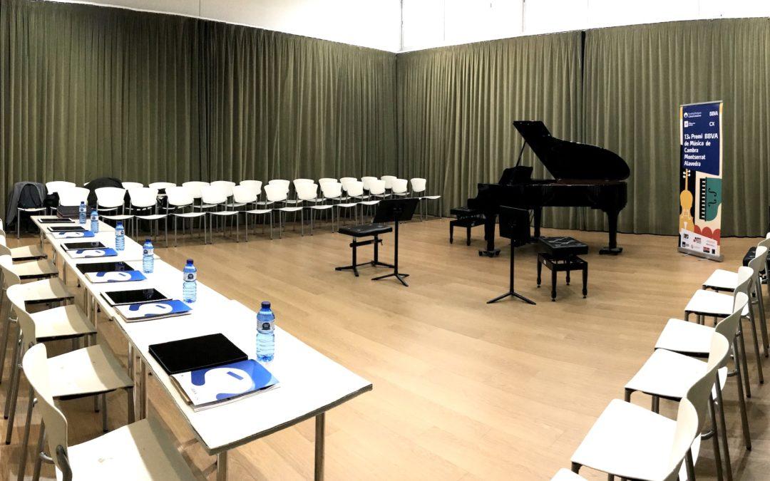 Impulso profesional a los jóvenes músicos. Premio de Música de Cámara Montserrat Alavedra