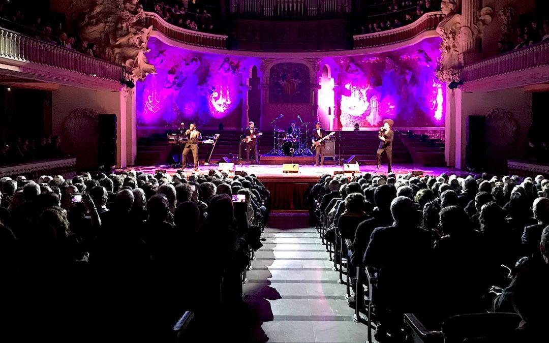 Soul per Nadal. Concerts per a clients BBVA